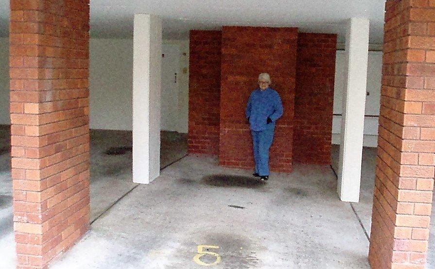 Undercover parking on Murdoch St in Cremorne