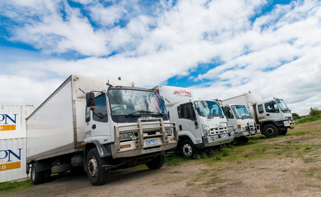 Truck Parking Space in Industrial North Geelong