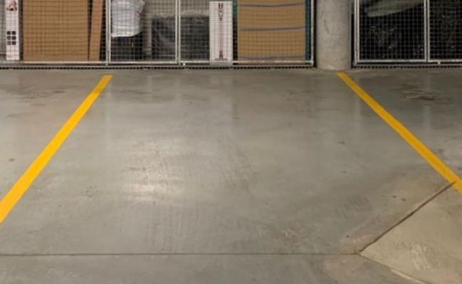 Indoor lot parking on Network Place in North Ryde New South Wales 2113