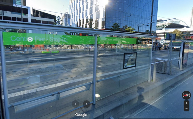 Parking space in free tram zone(Available Now)