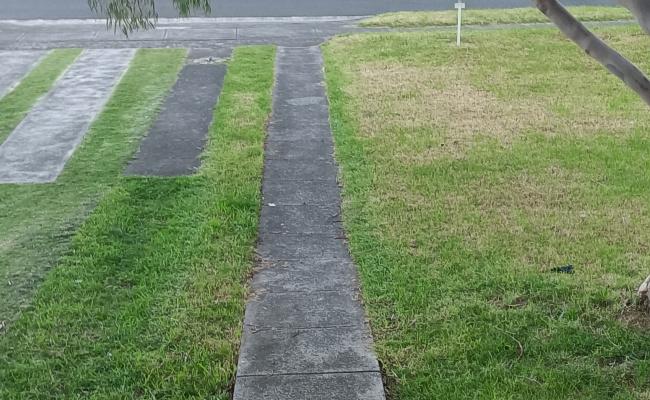 Warrawong - Safe Flat Grass Parking near Shopping Mall #1
