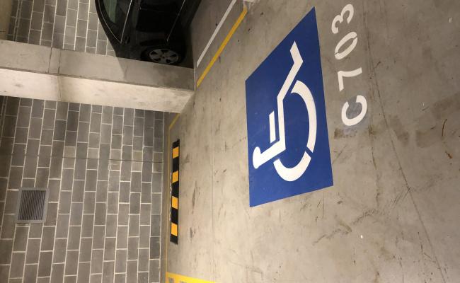 Secure Parking Lot near Sydney CBD