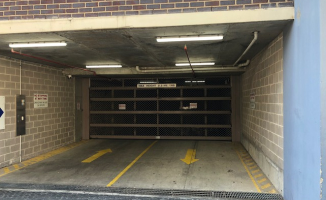 Indoor lot parking on O'Keefes Lane in Kogarah