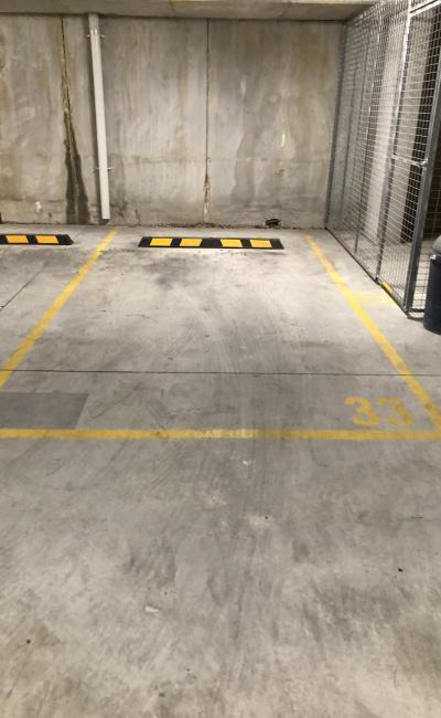 Lock up garage parking on Ocean Street North in Bondi New South Wales