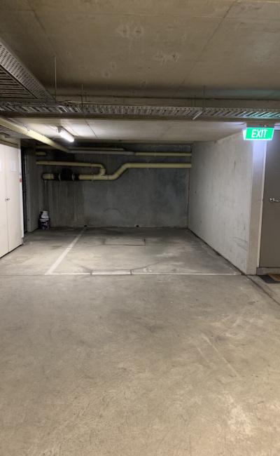 Indoor lot parking on Owen Street in Carlton VIC