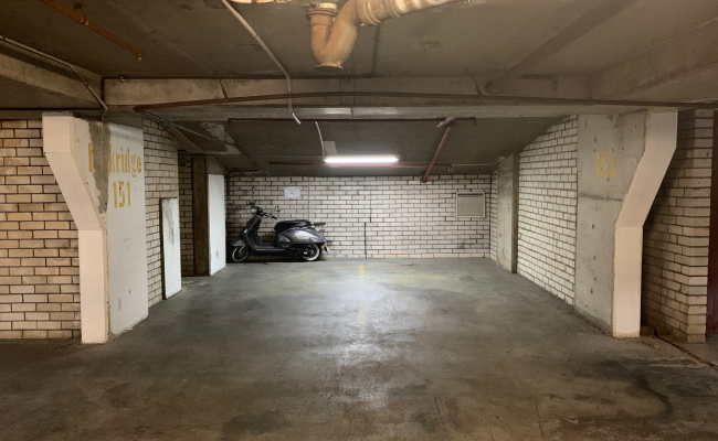 Indoor lot parking on Oxford Street in Darlinghurst