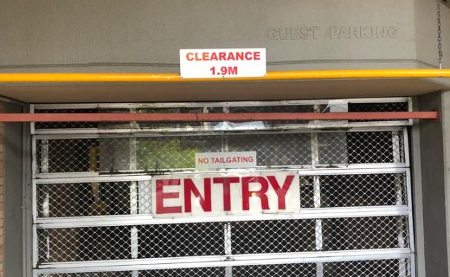 Indoor lot parking on Oxford Street in Darlinghurst NSW