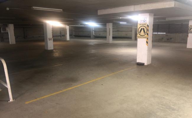 undercover parking near RNSH