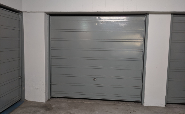 Lock up garage parking on Pacific Highway in Roseville NSW