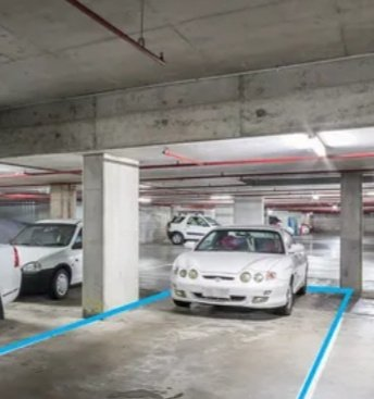 Undercover parking on Paradise Island Resort in Paradise Island
