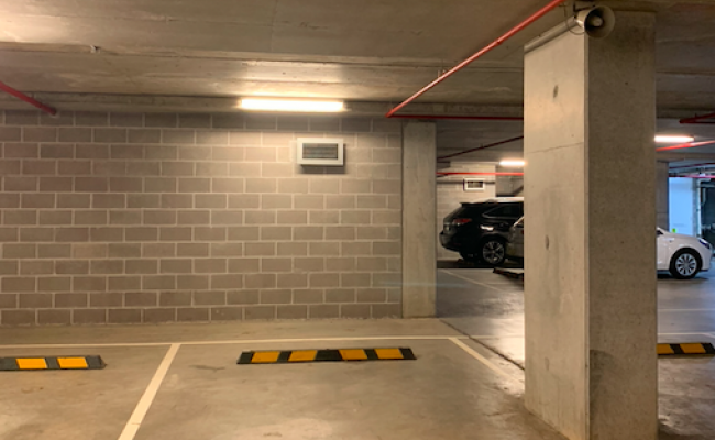 Indoor lot parking on Park Lane in Chippendale New South Wales