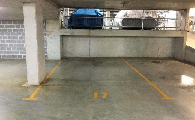 Undercover parking on Parraween Street in Cremorne NSW
