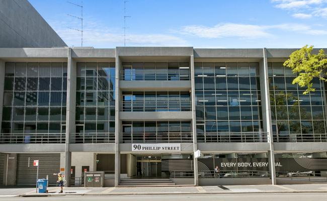 SECURE BASEMENT PARKING (COMMERICAL BUILDING) - PARRAMATTA CBD