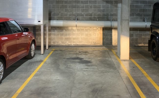 Indoor lot parking on Phillip Street in Waterloo New South Wales
