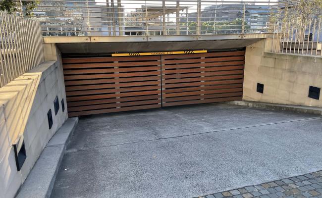 Sydney Wharf Pyrmont Parking