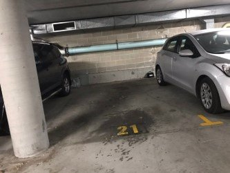 Indoor lot parking on Pitt Street in Redfern NSW 2016