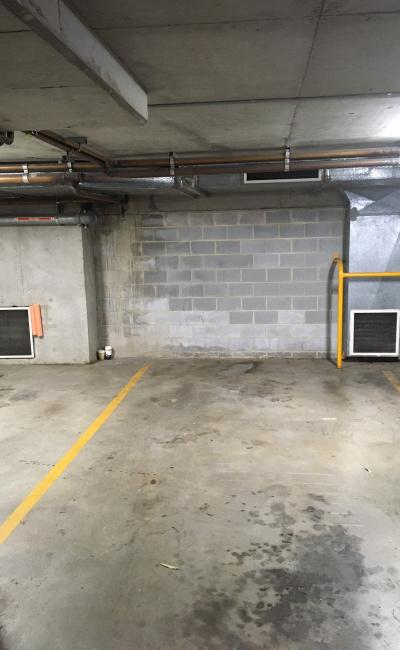 Indoor lot parking on Poplar Street in Surry Hills New South Wales