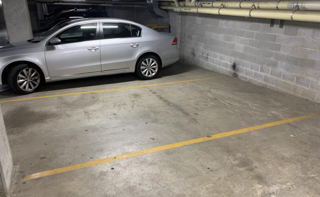 Indoor lot parking on Poplar Street in Surry Hills NSW