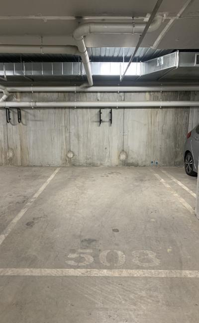 100m from Prahran Train Station, Large, Large Private Underground Car Space