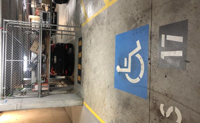 Secured Car space available near Kogarah station