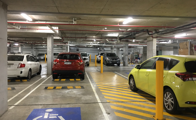 Basement Parking near Airport