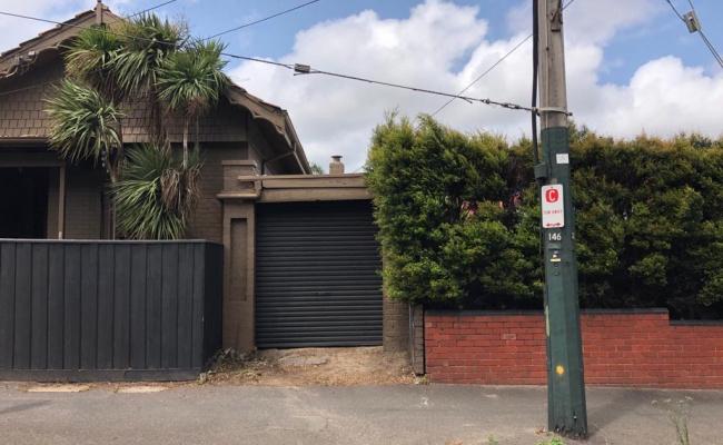 Lock up garage parking on Punt Road in Windsor Victoria