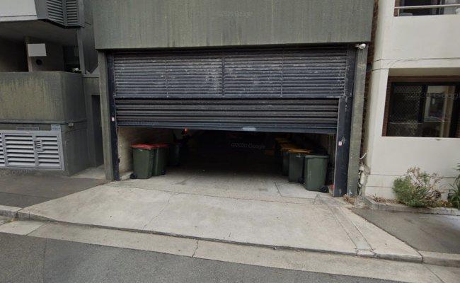 Undercover parking on Purkis Street in Camperdown