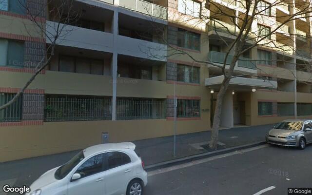 Lock up garage parking on Pyrmont St in Pyrmont NSW