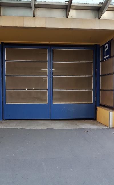 Indoor lot parking on Quay Street in Haymarket NSW
