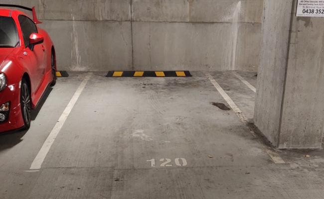 Indoor lot parking on Queen Street in Brisbane City Queensland