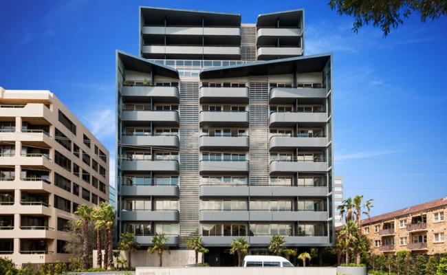 Indoor lot parking on Queens Road in Melbourne Victoria 3004