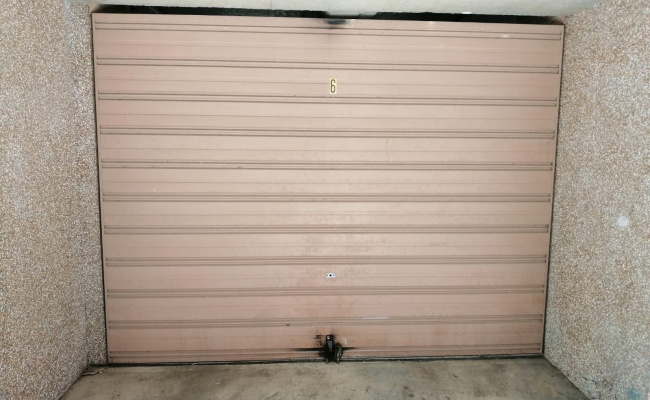 Lock up garage parking on Queens Road in Westmead NSW