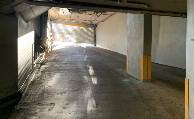 Indoor lot parking on Railway Parade in Burwood NSW 2134