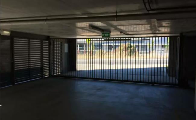 Indoor lot parking on Railway Street in West Perth Western Australia