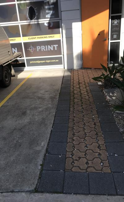 Outdoor lot parking on Ralph St in Alexandria NSW 2015
