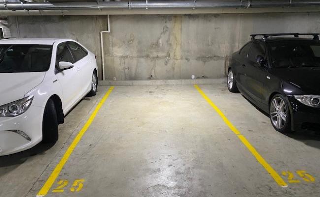 Great parking near Neutral Bay Junction