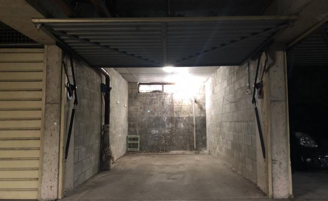 Lock up garage parking on Rangers Road in Cremorne NSW