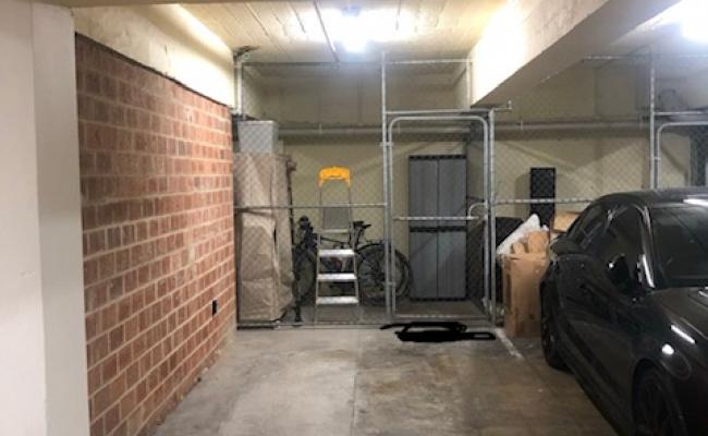 Undercover parking on Riley Street in Darlinghurst NSW