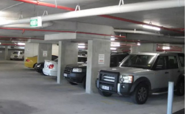 Robina - Secure Underground Parking opposite Town Centre