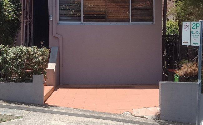 Driveway parking on Roscoe Street in Bondi Beach New South Wales 2026