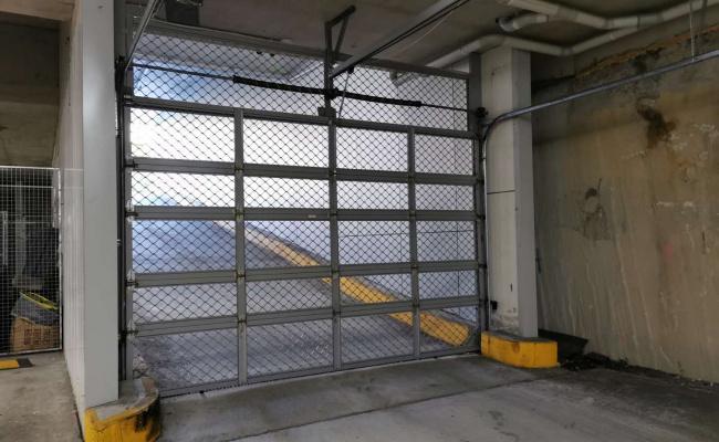 Lock up garage parking on Rosebery Avenue in Rosebery New South Wales