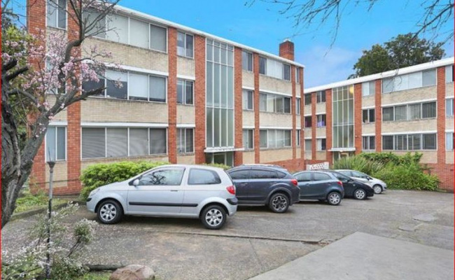 An Off Road PARKING SPACE. Close to USYD & Parramatta Rd