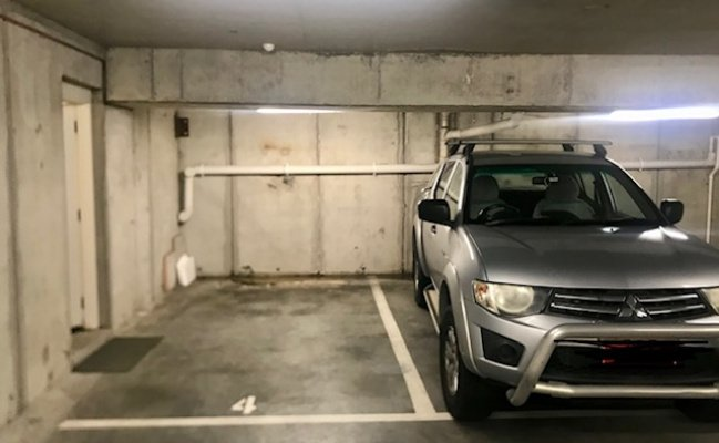 Indoor lot parking on Rowena Parade in Richmond