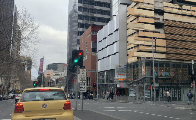 QV1 parking space for lease Melbourne CBD