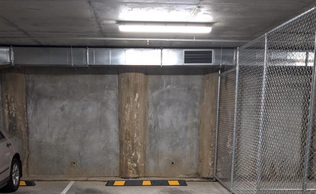 Secure safe underground 24/7 parking close to station