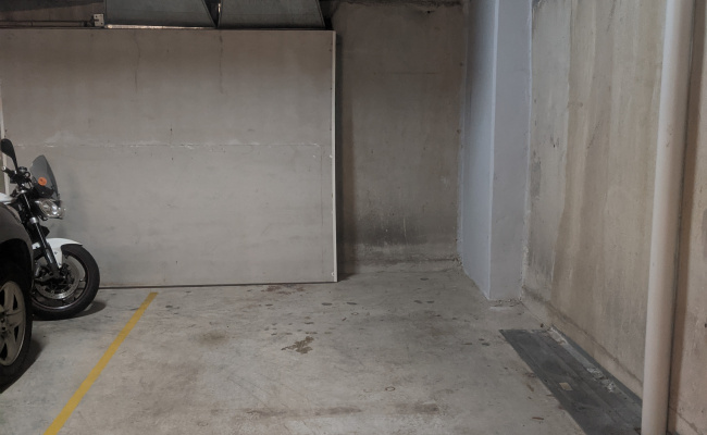 Undercover car space near Mater Hospital