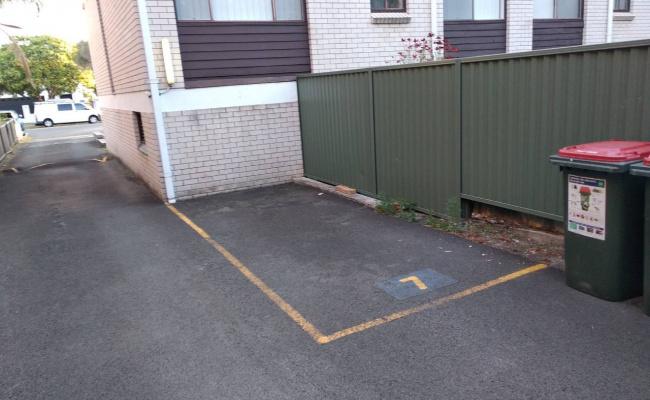Other parking on Solander Street in Monterey NSW