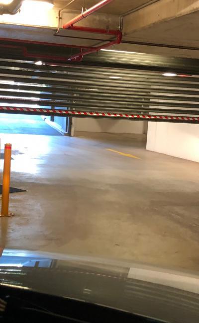 Lock up garage parking on Solent Circuit in Baulkham Hills