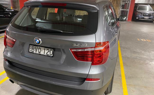 Undercover parking on Spring Street in Bondi Junction New South Wales