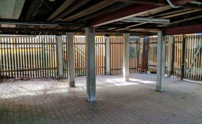Lock up garage parking on St James Street in Petrie Terrace Queensland